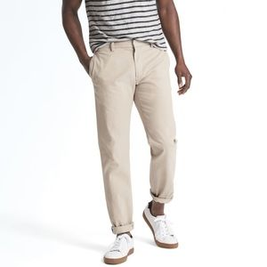 Banana Republic men's Emerson chino pants